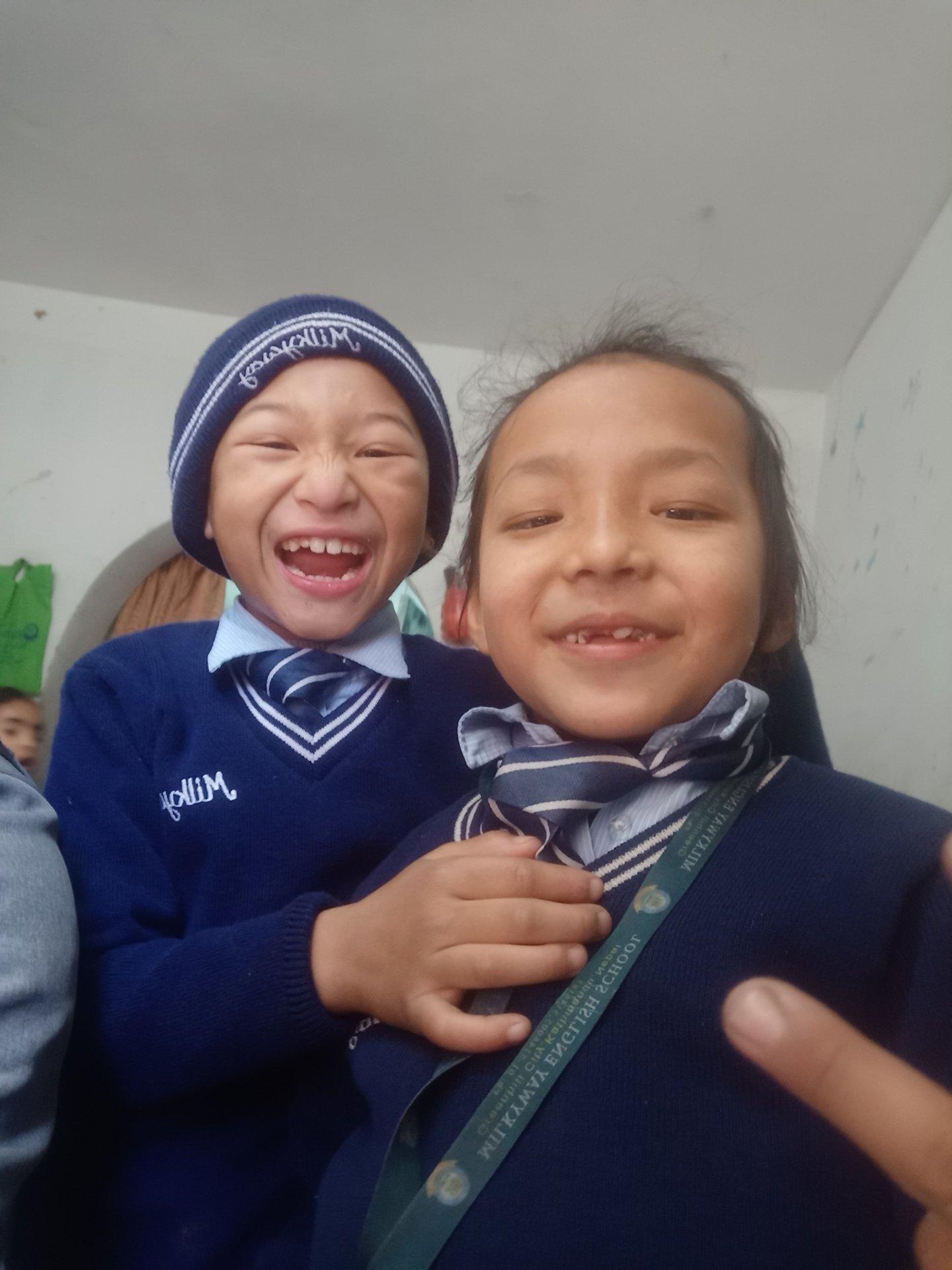 My Unforgettable Volunteering Experience in Nepal-1