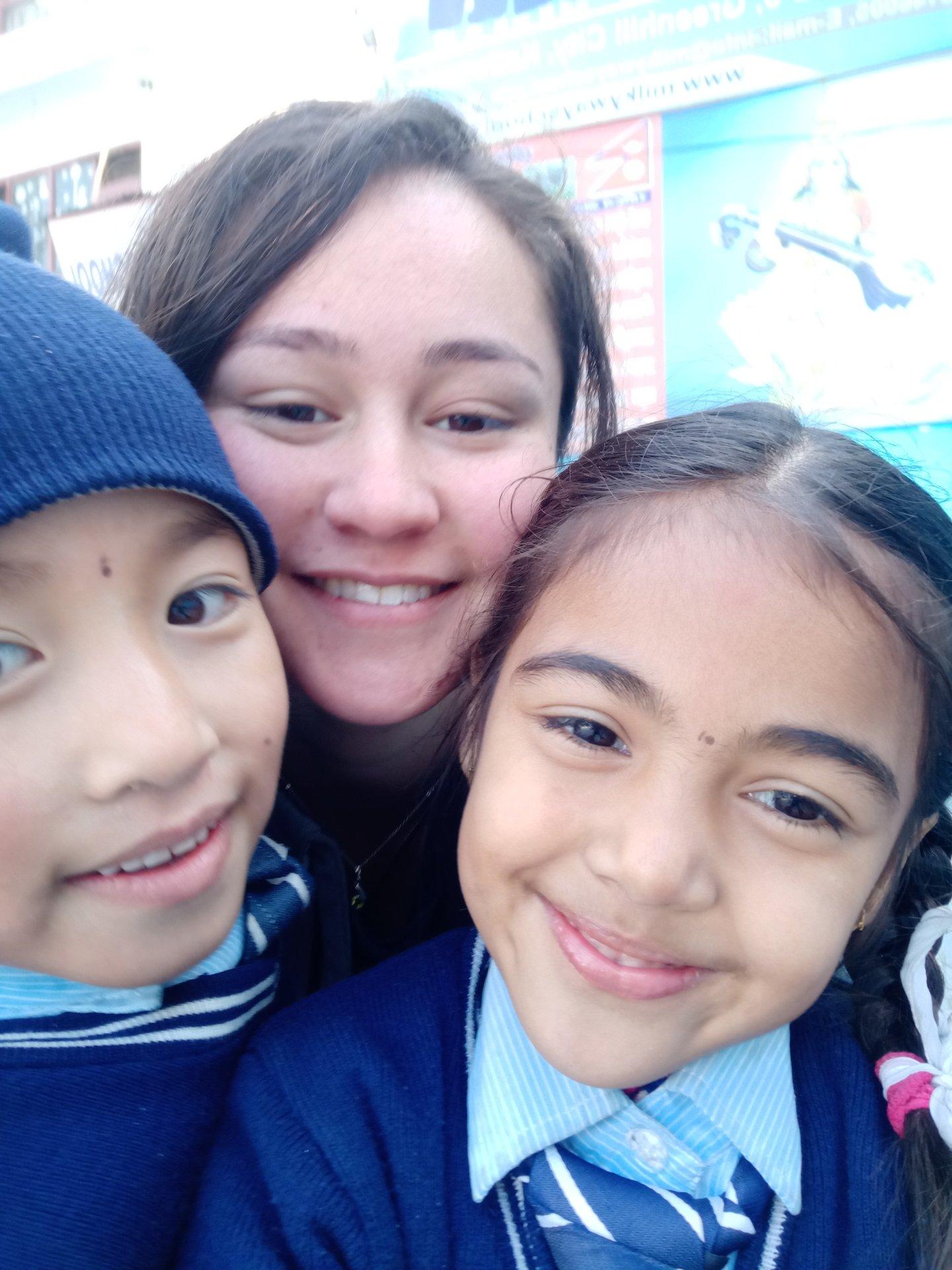My Unforgettable Volunteering Experience in Nepal-4