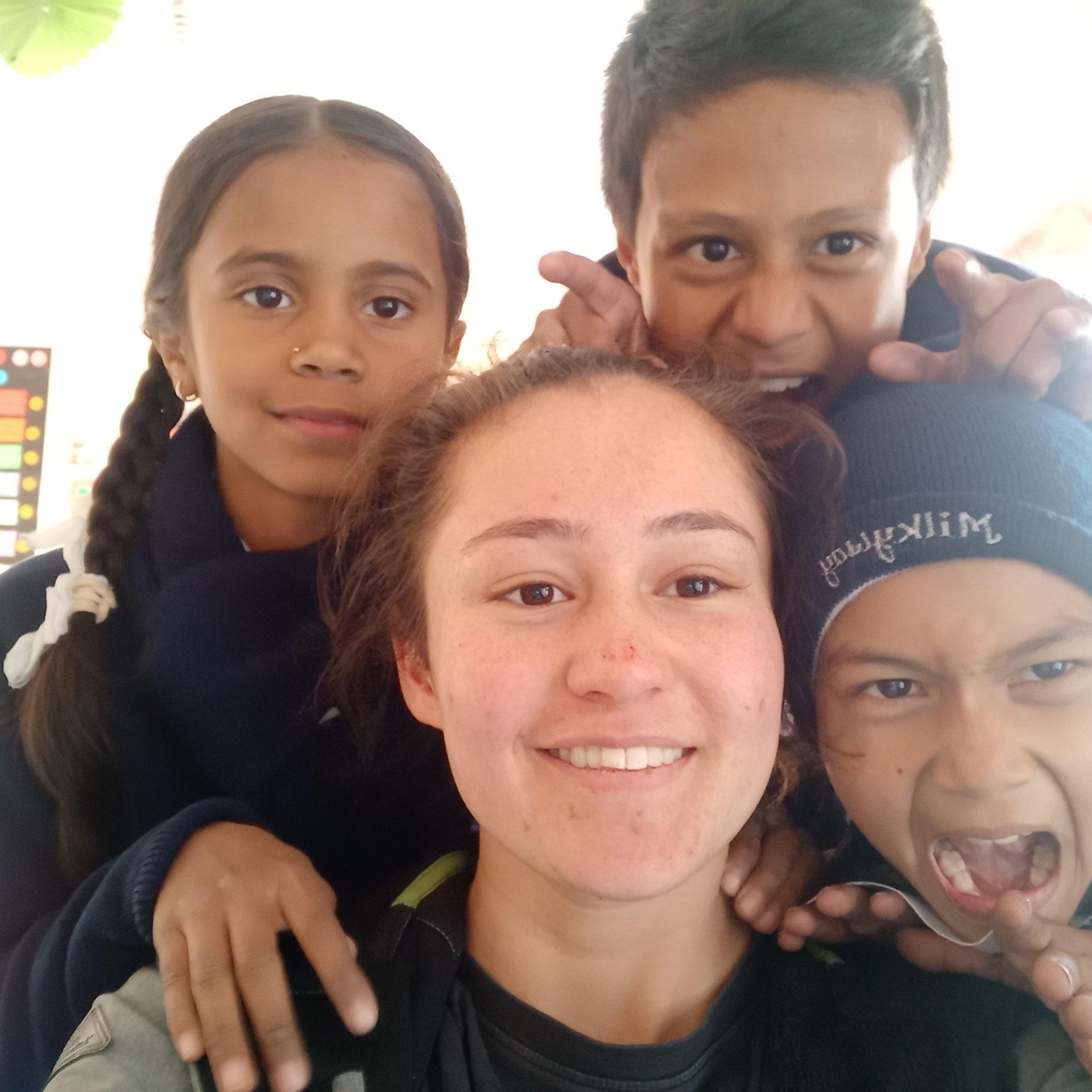 My Unforgettable Volunteering Experience in Nepal-6